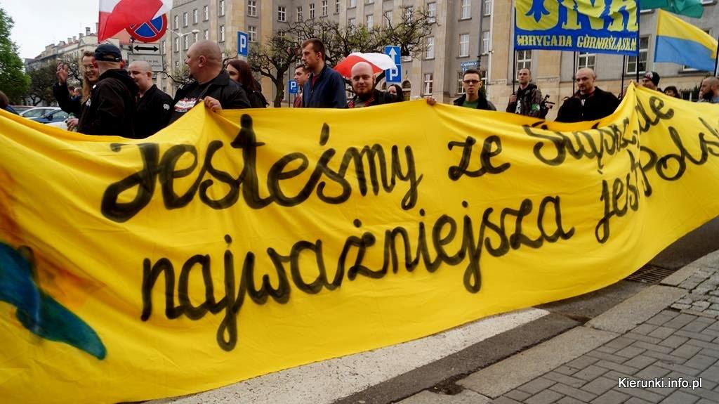 Katowice: Marsz Powstańców Śląskich – relacja