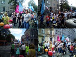 Katowice: Marsz Dla Życia i Rodziny w Katowicach