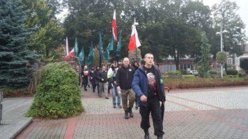 Oświęcim: Kontra do Marszu Antyfaszystowskiego