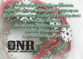 Brygada Górnośląska: Życzenia świąteczne