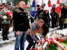 """Czechowice Dziedzice: 70 rocznica zamordowania Henryka Flame ps. """"Bartek"""""""