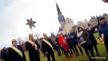 Częstochowa: Orszak Trzech Króli