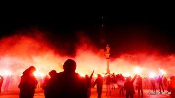 ONR Częstochowa: Patriotyczna Pielgrzymka Kibiców