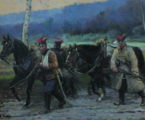 Piotr Bąk: Powstanie Styczniowe 1863 – uzbrojenie walczących oddziałów