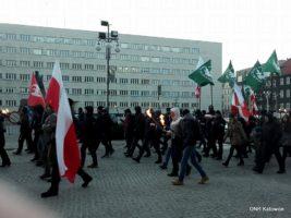 Katowice: V Marsz Żołnierzy Wyklętych