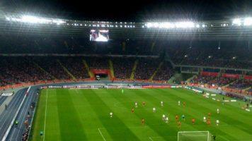 Chorzów: Mecz towarzyski Polska – Korea