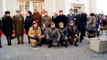 Czechowice-Dziedzice: Uroczystości związane z Narodowymi Siłami Zbrojnymi