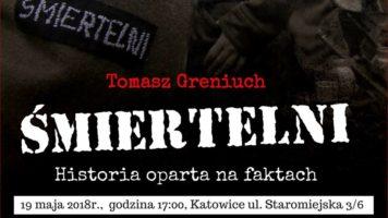 Katowice: 19 maja spotkanie z Tomaszem Greniuchem