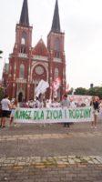 """""""W  Twoje Ślady""""- Marsz dla Życia i Rodziny w Częstochowie"""