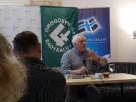 """Ireneusz Lisiak: """"Żydowscy kolaboranci Hitlera""""."""