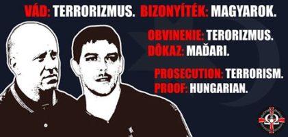 PILNE: Węgierscy nacjonaliści skazani na 5 lat więzienia!ci skazani na 5 lat więzienia!