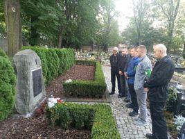 Bielsko-Biała: Święto Wojska Polskiego – mogiła żołnierzy polskich