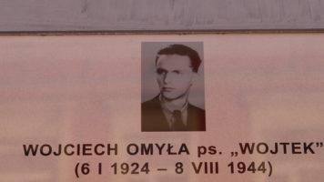 Wojtek Omyła- Częstochowianin, który walczył w Powstaniu Warszawskim.