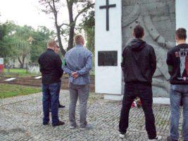 79. rocznica wybuchu II wojny światowej w Bielsku – Białej