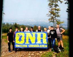 Brygada Górnośląska: Wyjście w góry