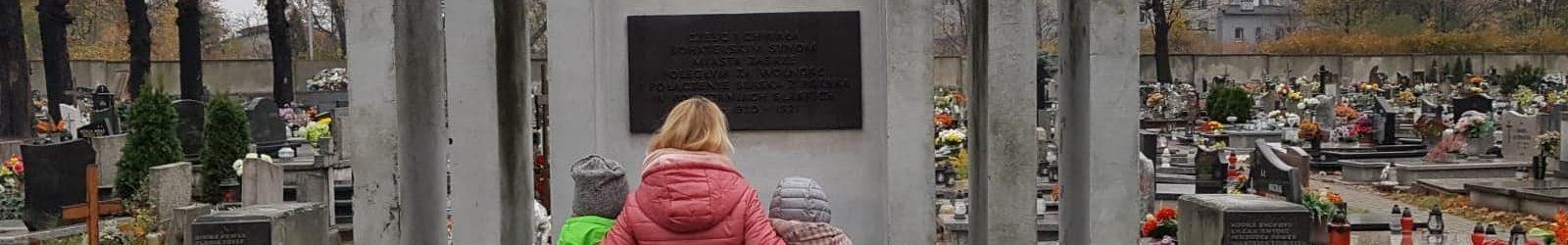 Katowice: Odwiedź Grób polskiego Patrioty – październikowa Akcja Znicz