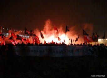 Warszawa: Relacja z Marszu Niepodległości 2018