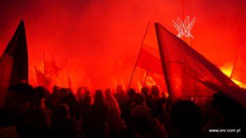 Warszawa: Filmik z Marszu Niepodległości 2018