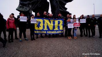 Brygada Górnośląska: Zaproszenie na Marsz Niepodległości