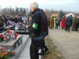Czechowice – Dziedzice: Rocznica śmierci Majora Henryka Flame