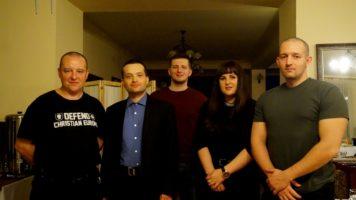 Milówka: Wigilijne spotkanie Brygady Górnośląskiej