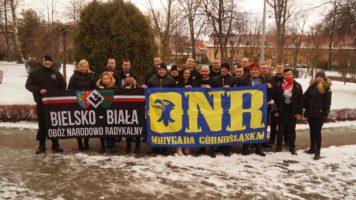 Oświęcim: 74 rocznica oswobodzenia więźniów niemieckiego obozu zagłady KL Auschwitz Birkenau