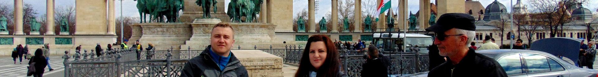 Węgry: Z wizytą w Budapeszcie