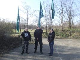 Katowice: Musztra – ćwiczenia