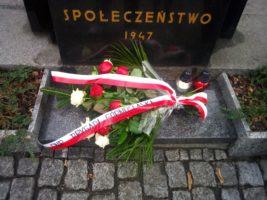 Katowice: Rocznica urodzin Wojciecha Korfantego