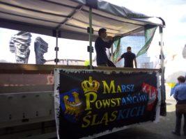 Katowice: Marsz Powstańców Śląskich – Stulecie Pierwszego Powstania