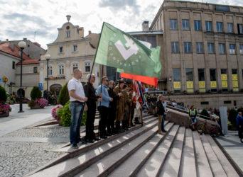 Bielsko – Biała: Rocznica Powstania Warszawskiego