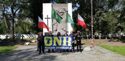 Bielsko-Biała: Uroczystości związane z rocznicą wybuchu II Wojny Światowej