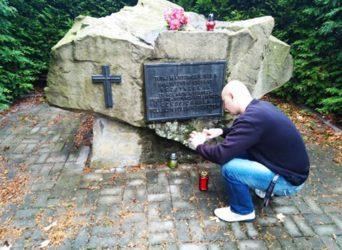 Brygada Górnośląska: Odwiedź grób polskiego patrioty
