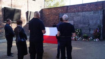 Oświęcim: Rocznica śmierci Jana Mosdorfa