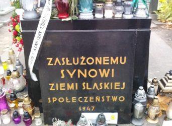 Brygada Górnośląska: Odwiedzanie grobów bohaterów
