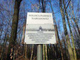 Oddział Katowice: Rocznica oswobodzenia więźniów niemieckiego obozu zagłady KL Auschwitz Birkenau