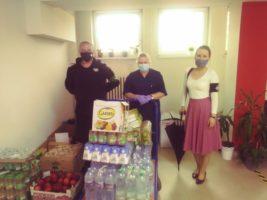Brygada Górnośląska: Nacjonaliści w walce z epidemią
