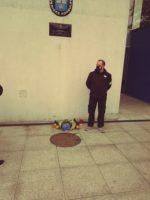 Katowice: Tommie Lindh Spoczywaj w pokoju