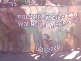 Brygada Górnośląska: Marsz Obrońców Europy