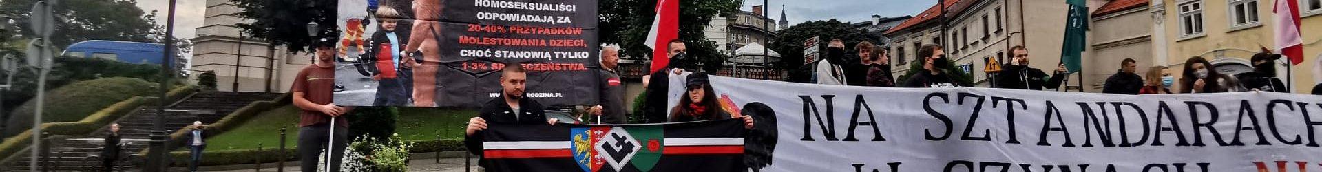 """Oddział Bielsko – Biała: """"W obronie normalności"""""""
