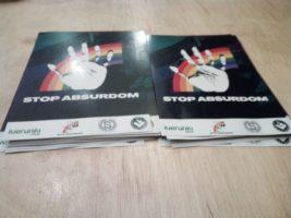 Katowice: Stop Absurdom – ulotki
