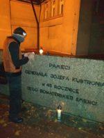 Oddział Bielsko – Biała: Sprzątanie miejsc pamięci