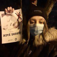 Katowice: Akcja rekrutacyjna – W obronie życia ludzkiego
