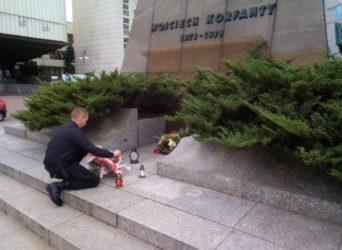 Katowice: Rocznica śmierci Wojciecha Korfantego